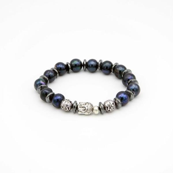 Damen Perlen Armband mit Süßwasserperlen