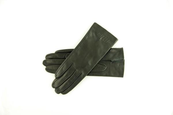0e4352eb7c98b9 Exklusive klassische Lederhandschuhe mit Seidenfutter - MICELI - Made in  Italy